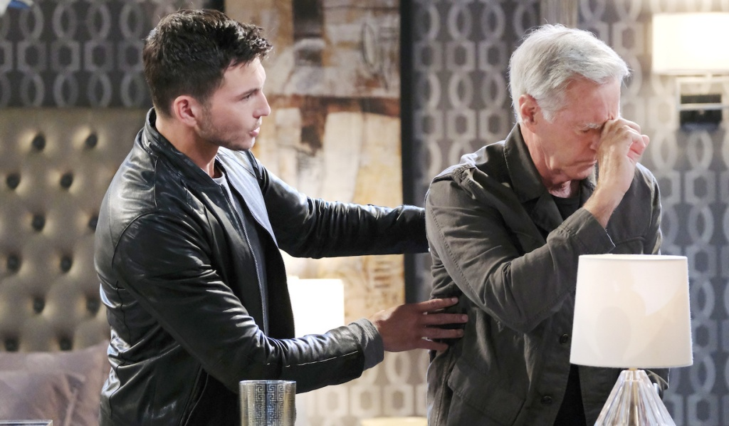 Ben worries about an ailing John on Days of Our Lives