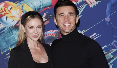 billy Flynn and wife gina days