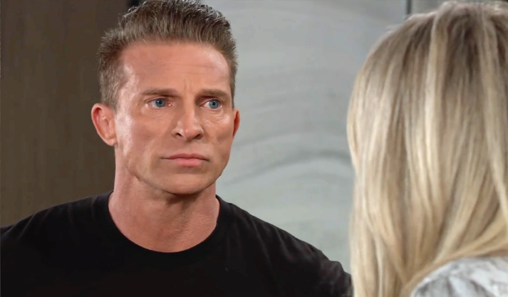 Jason listens to Carly vent GH