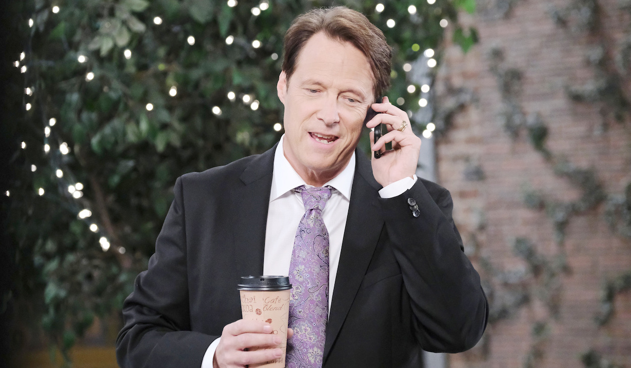 Matthew Ashford as Jack Deveraux on Days of Our Lives