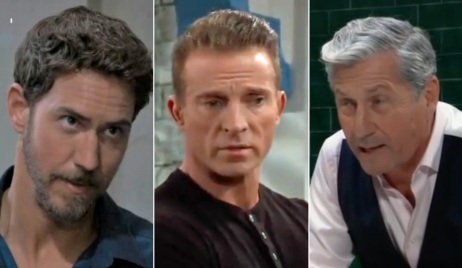 Peter Jason and Victor on GH