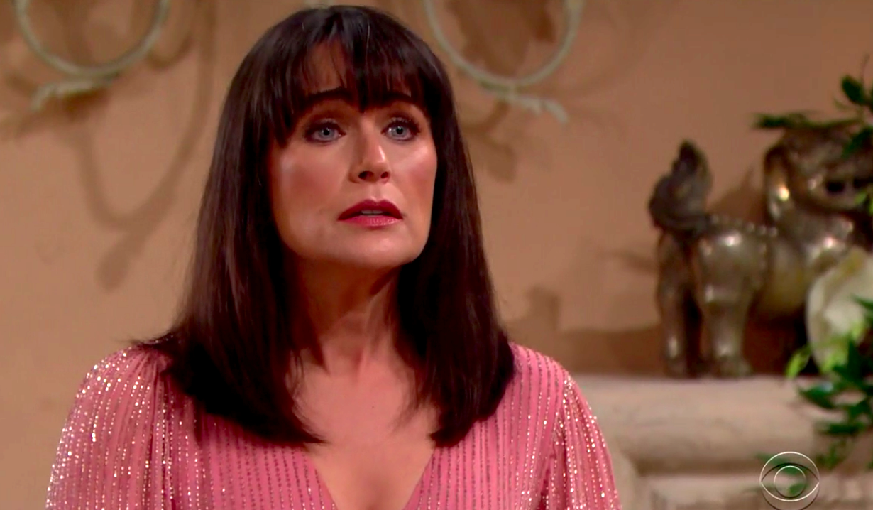 Quinn is left devastated on The Bold and the Beautiful