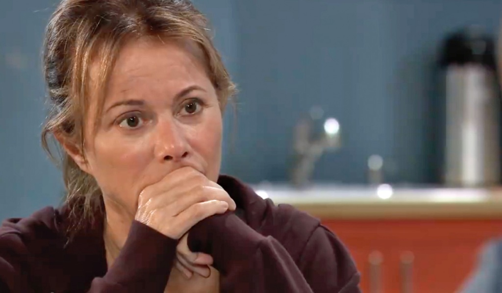 Alexis and Shawn discuss Cassadines GH