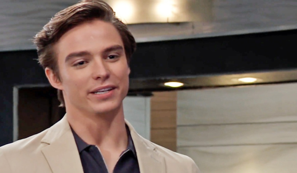 Spencer has a proposal GH