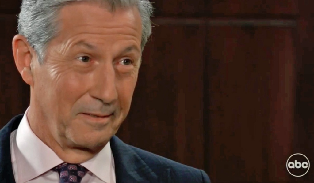 victor is valentin's father GH