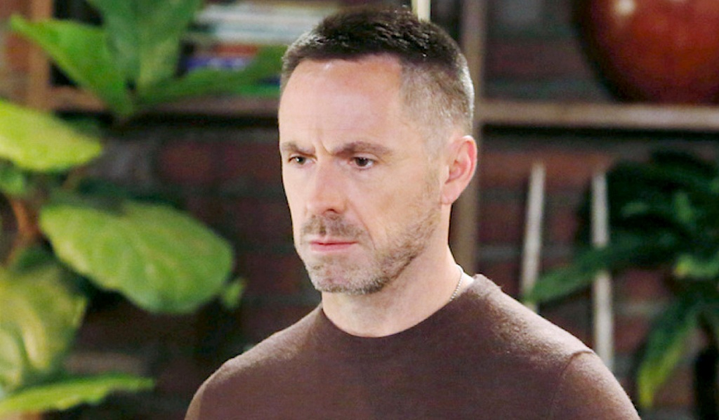William deVry as Julian Jerome on General Hospital