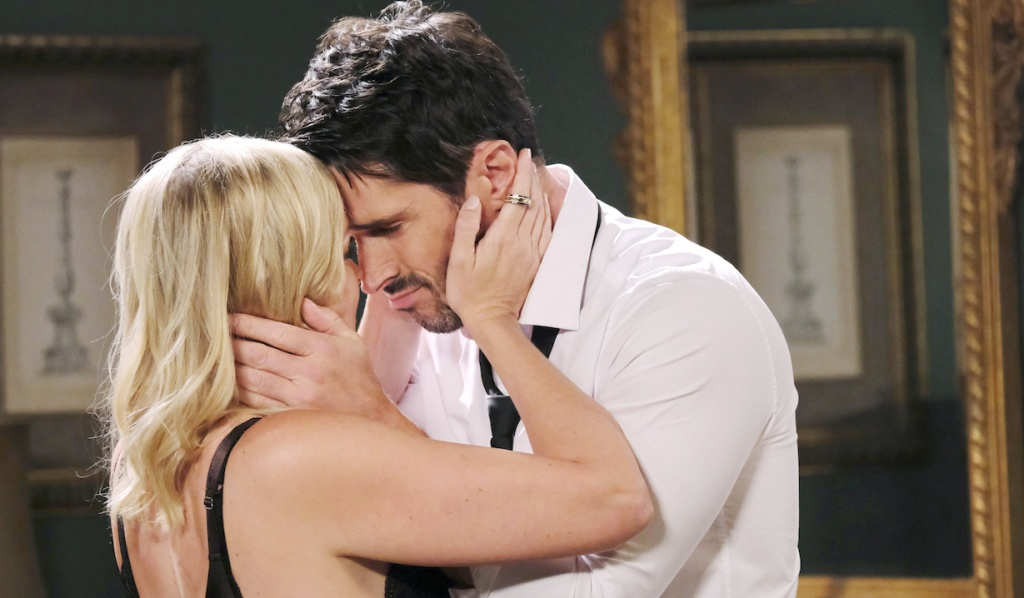 Belle and Shawn have an emotional reunion on Days of Our Lives