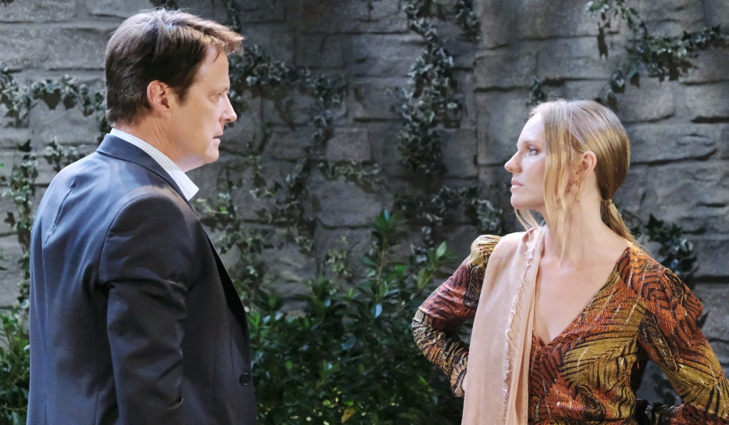 Jack blames Abigail on Days of Our Lives
