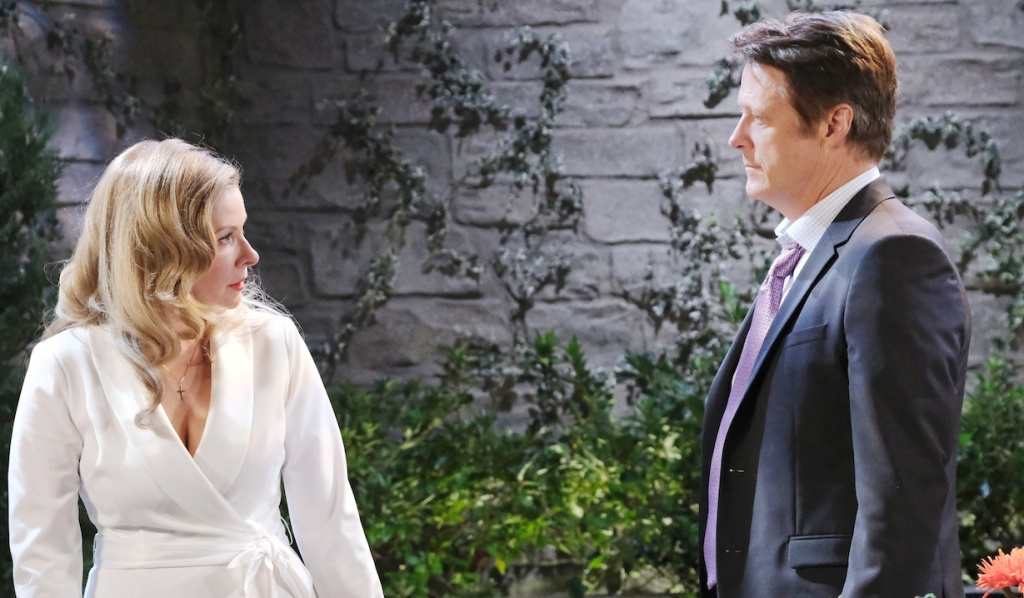 Jennifer furious with Jack on Days of Our Lives
