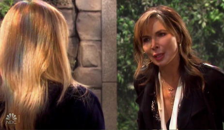 Kate and Jennifer face off on Days of Our Lives