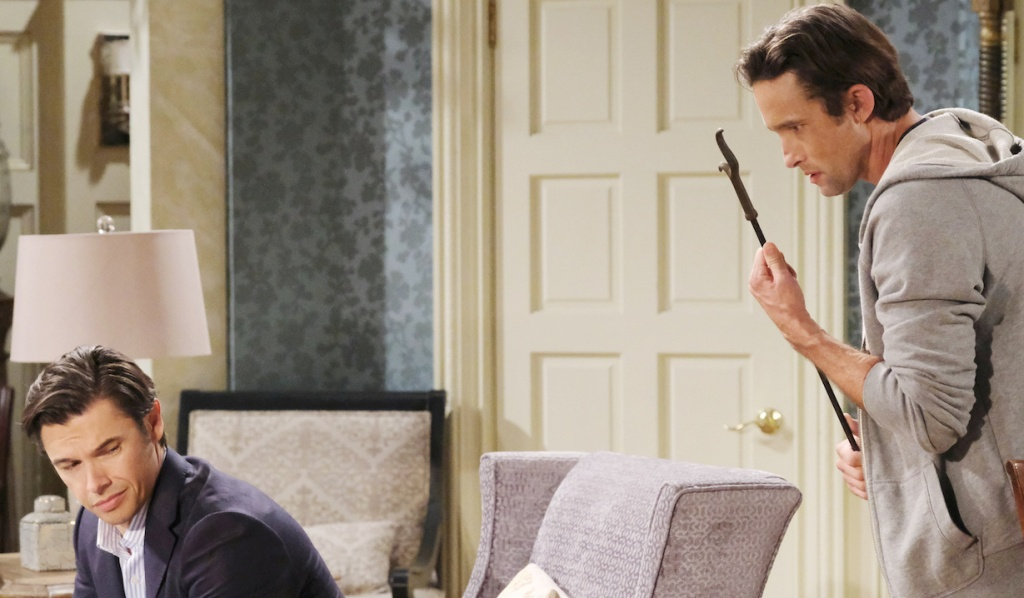 Xander's in danger from Philip on Days of Our Lives