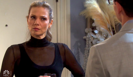 Ava accuses Charlie of raping Allie on Days of Our Lives