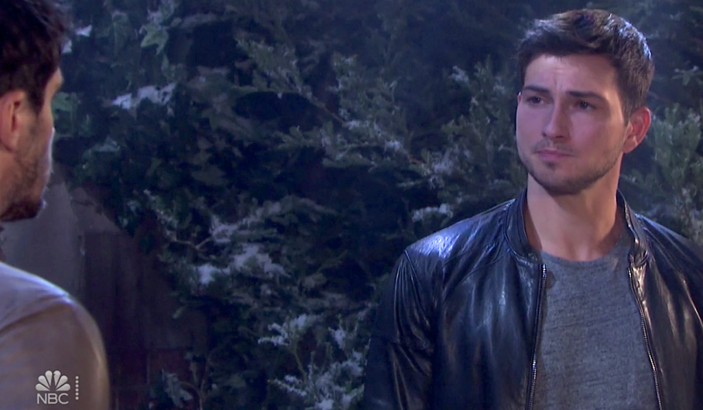 Ben and Shawn mourn Ciara on Days of Our LivesJi
