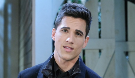 Mike Manning as Charlie on Days of Our Lives
