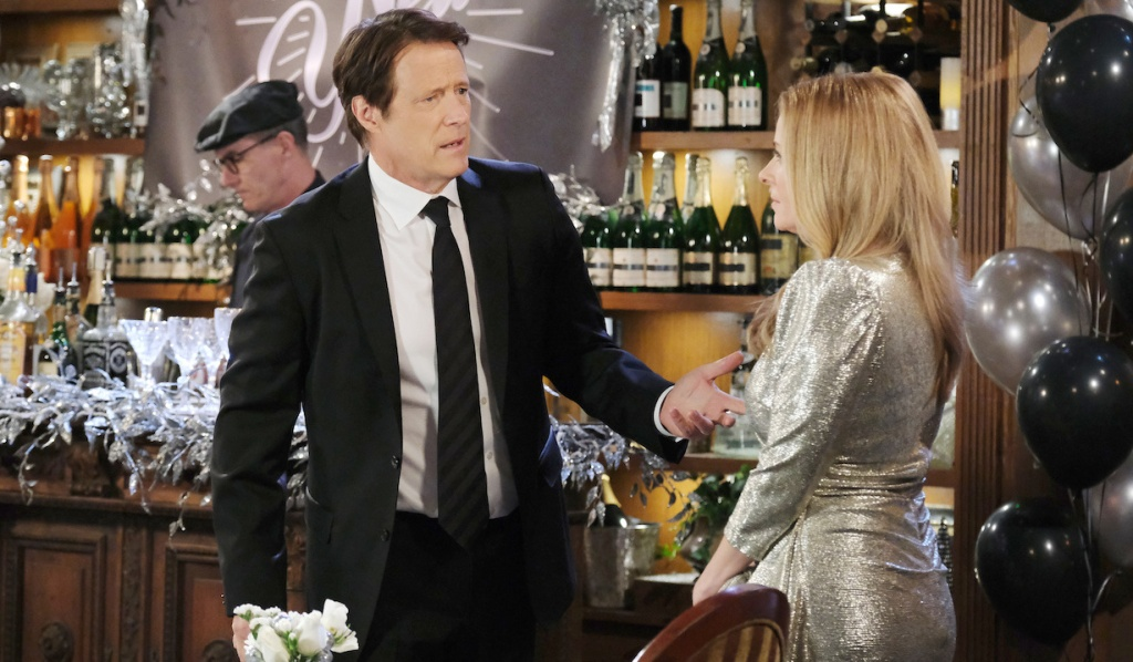 Jack appeals to Jennifer on New Year's Eve on Days of Our Lives