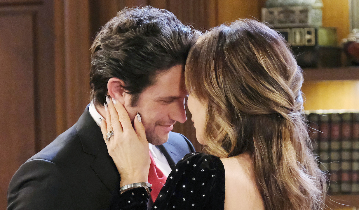 Jake and Kate close moment on Days of Our Lives