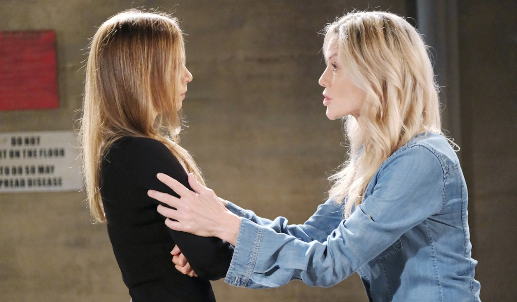 Kristen makes an impassioned plea to Ava on Days of Our Lives