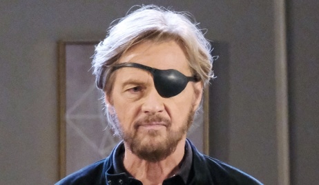 A pensive Steve on Days of Our Lives