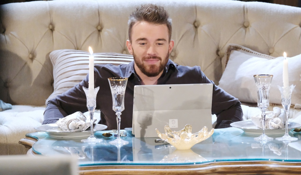 Will video chats with Sonny on Days of Our Lives