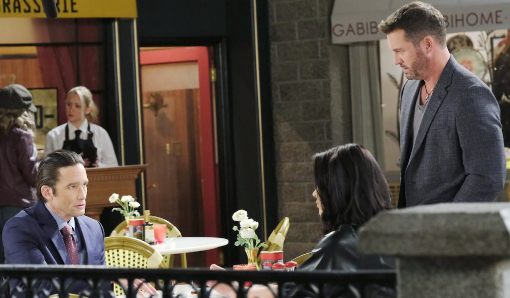 Brady offers Philip a deal on Days of Our Lives