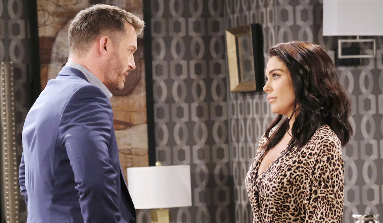 Brady and Chloe on Days of Our Lives