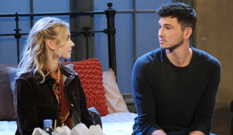 Ben and Claire bond over Ciara on Days of Our Lives