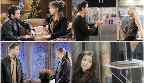 Days Soapbox about Kate, Nicole, Allie, and Ciara