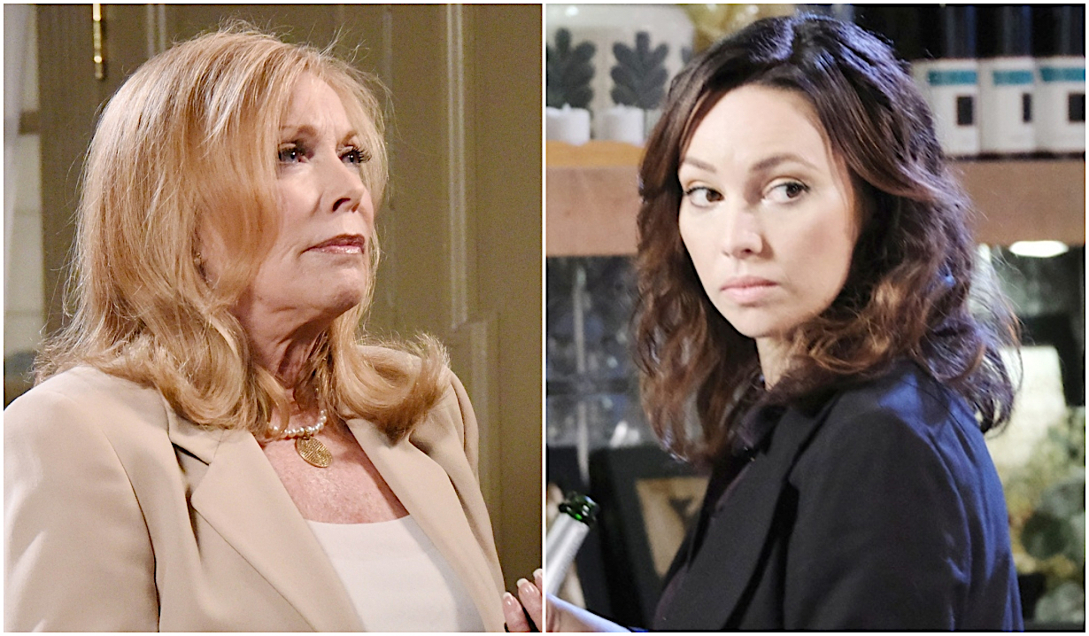 Laura as Gwen's mother speculation on Days of Our Lives