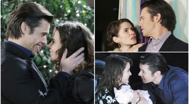 Sarah and Xander's love story on Days of Our Lives