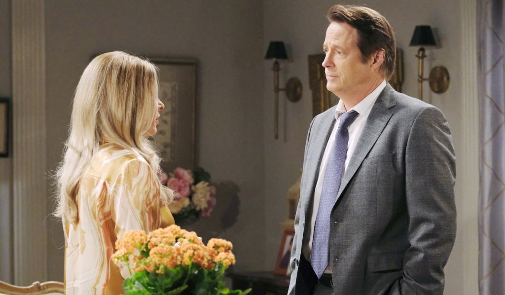 Jack and Jennifer discuss Gwen on Days of Our Lives