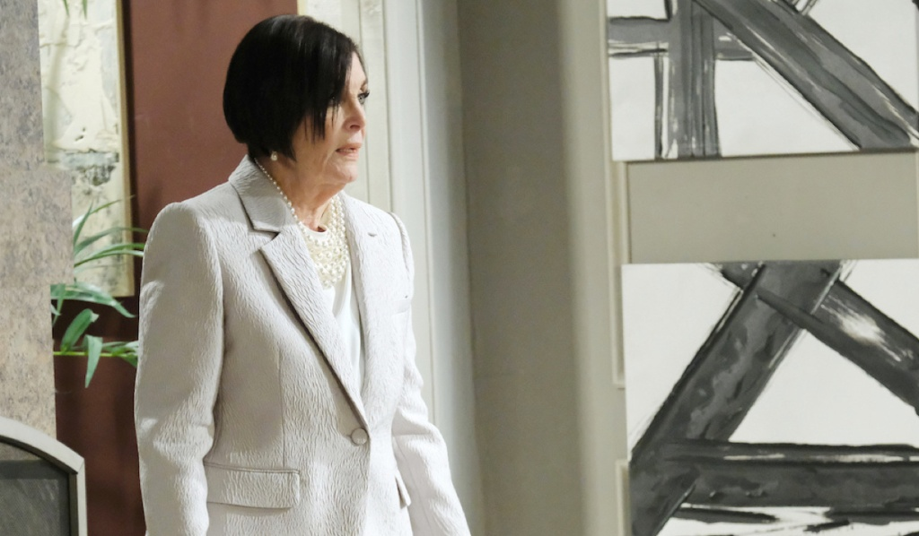 Linda Dano as Vivian Alamain on Days of Our Lives