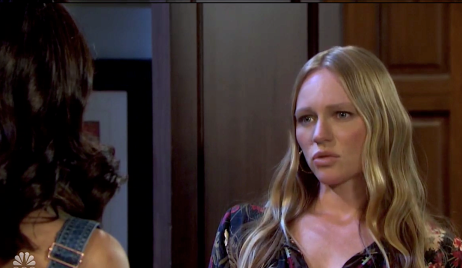 Gabi turns down Abigail on Days of Our Lives