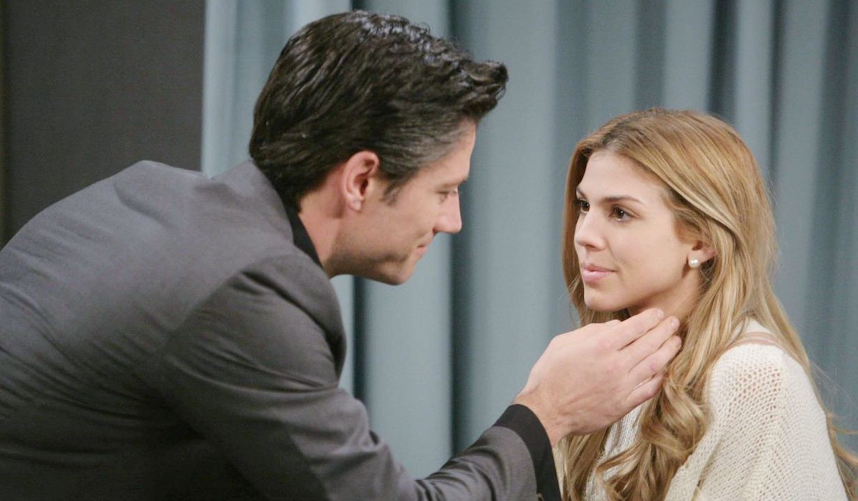 E.J. has an affair with Abigail on Days of Our Lives