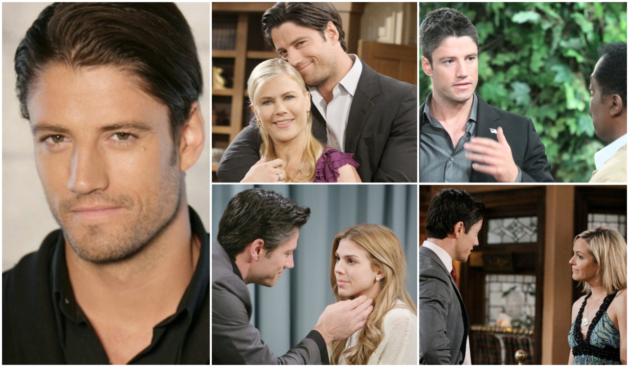 E.J. DiMera through the years on Days of Our Lives