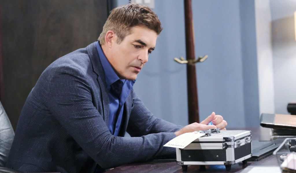 Rafe contemplates new evidence on Days of Our Lives