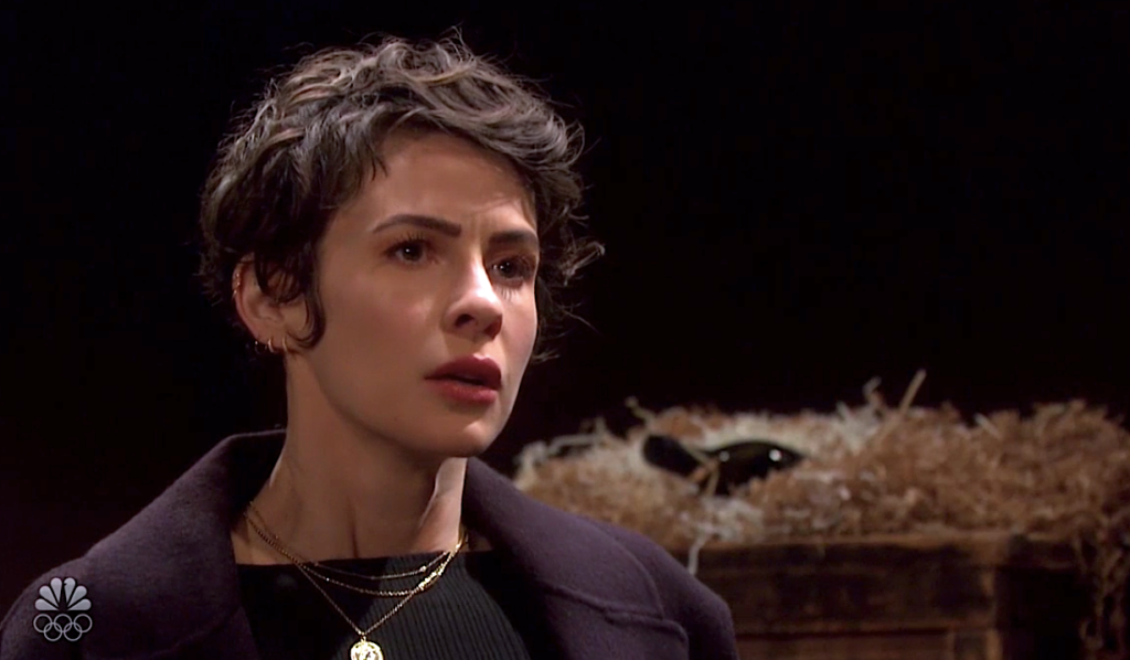 Sarah realizes she's been kidnapped on Days of Our Lives