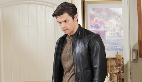 Xander gutted on Days of Our Lives