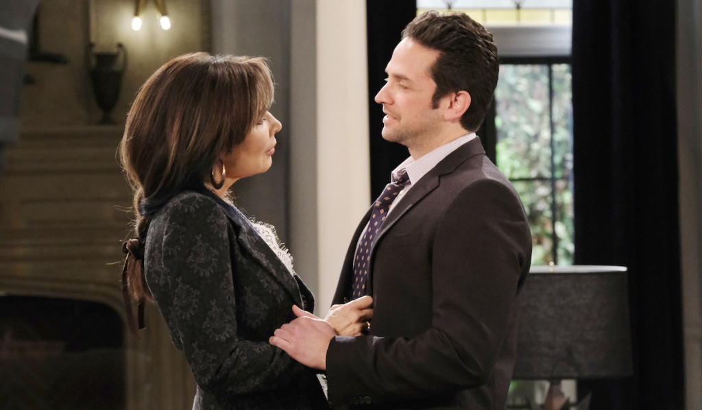 Kate and Jake on Days of Our Lives