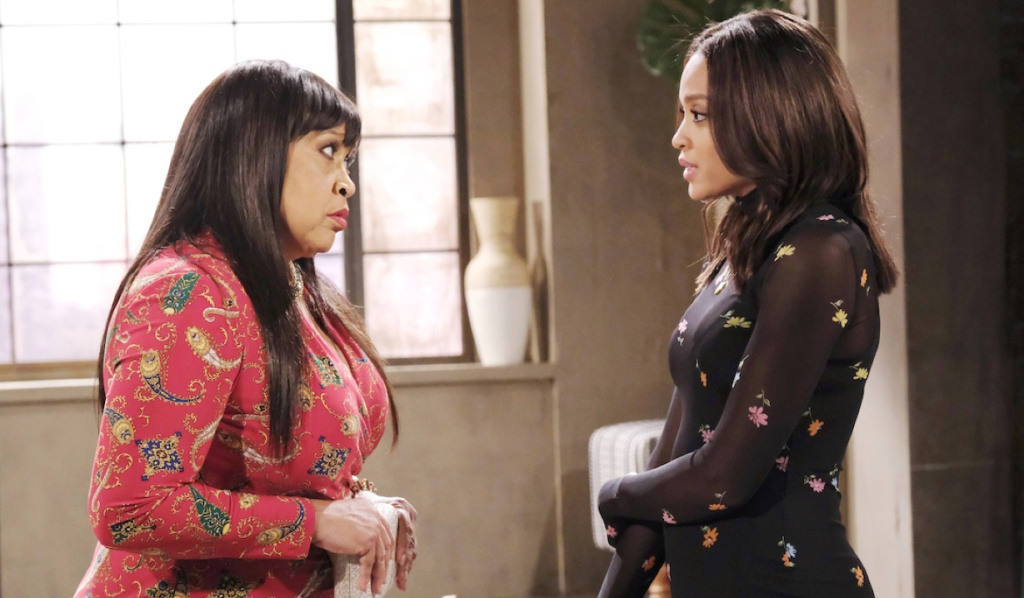 Paulina turns to Lani for help on Days of Our Lives
