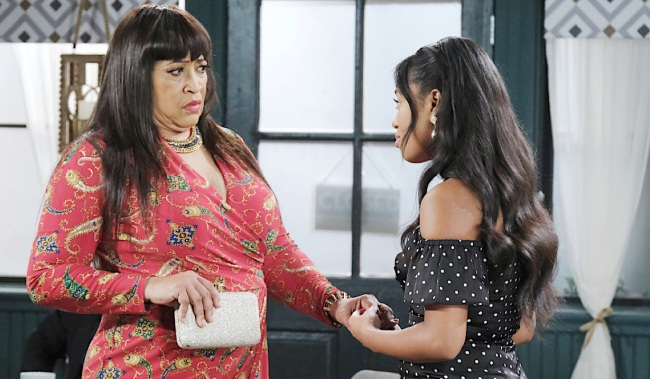 Chanel appeals to Paulina on Days of Our Lives
