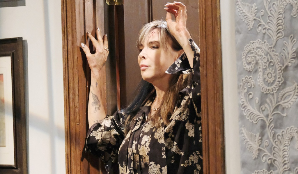 Kate returns on Days of Our Lives