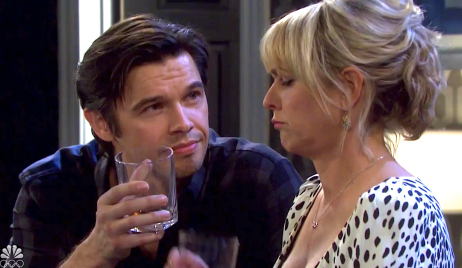 Xander and Nicole get drunk on Days of Our Lives