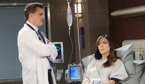 Dr. Snyder calls out Kate on Days of Our Lives