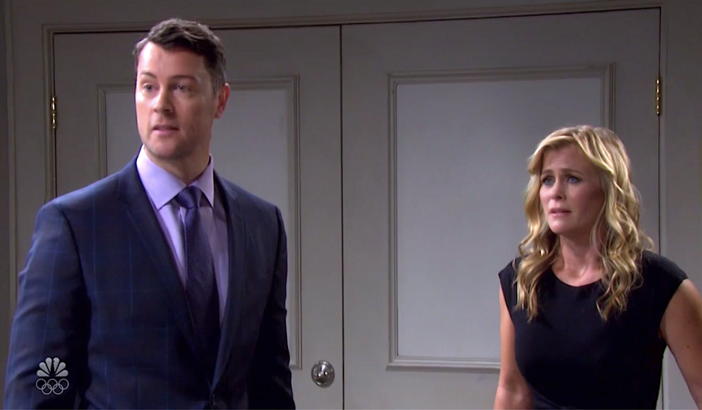 EJ's home for Sami on Days of Our Lives