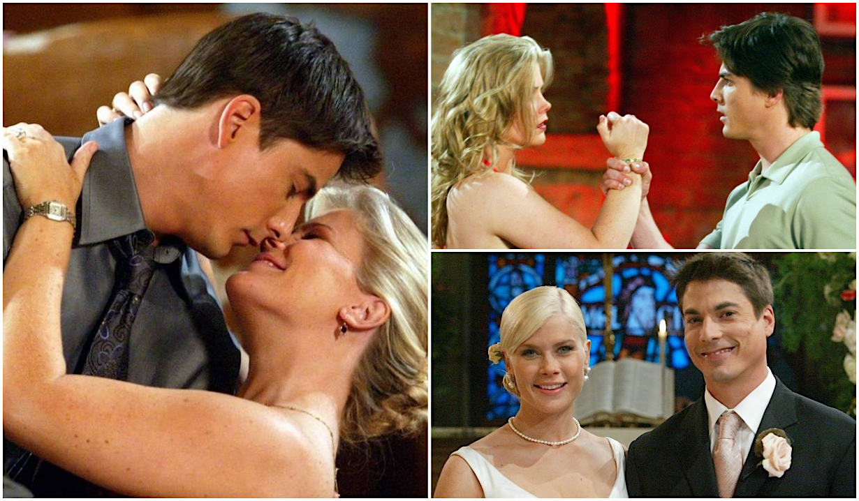 Sami and Lucas' history on Days of Our Lives