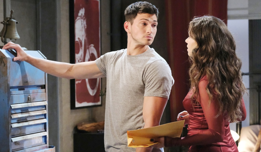 Ben refuses to sign divorce papers on Days of Our Lives