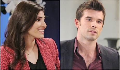 Brook Lynn and Chase potential romance on General Hospital