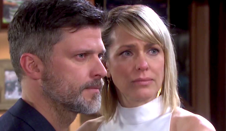 Eric and Nicole blindsided on Days of Our Lives
