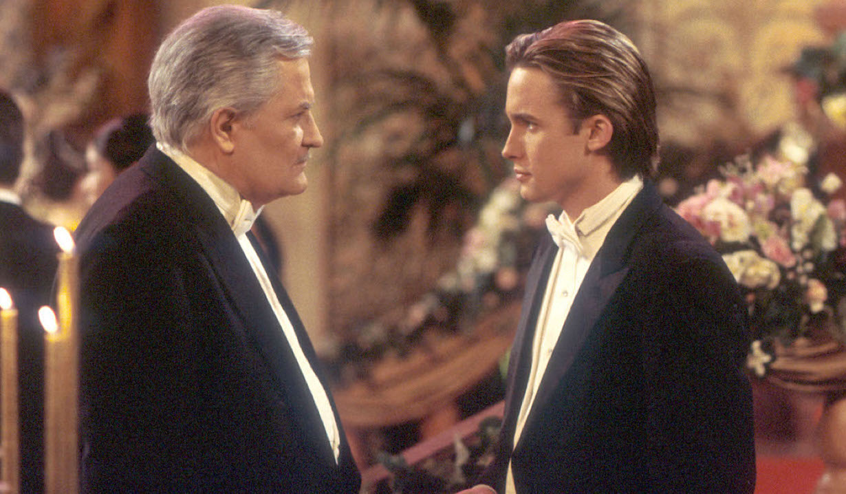 Philip and Victor on Days of Our Lives