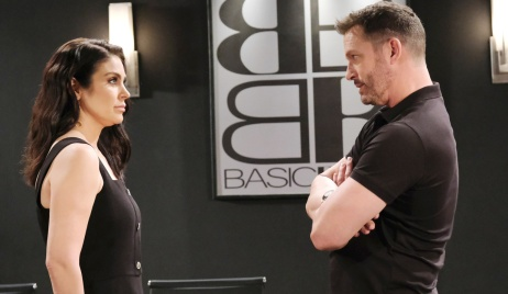 Brady makes Chloe an offer on Days of Our Lives